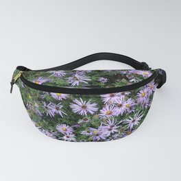 Fall Asters Fanny Pack