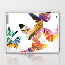 Butterfly Swarm Laptop & iPad Skin