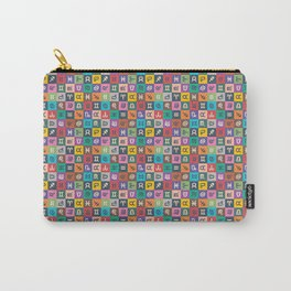 Astrology | Color Carry-All Pouch