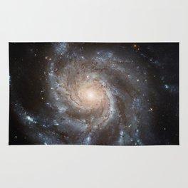 Spiral Galaxy (M101) Rug