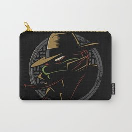 Undercover Ninja Raph Carry-All Pouch