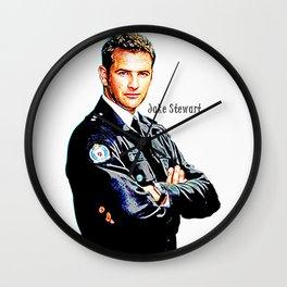 Jake Sewart Wall Clock
