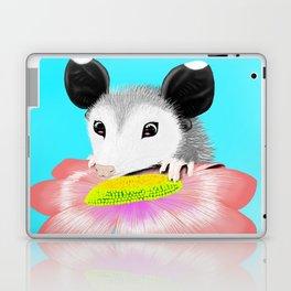 Blossom the Opossum Laptop & iPad Skin