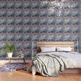 Unicorn Crystal Geode Wallpaper