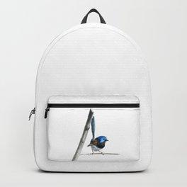 Fairy Wren by Teresa Thompson Backpack