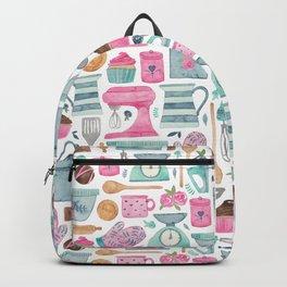 Baking Cakes Backpack