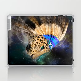 Fight For What You Love (Chief of Dreams: Leopard) Tribe Series Laptop & iPad Skin