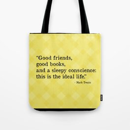 The Ideal Life Tote Bag