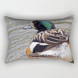 Chiloe Wigeon Rectangular Pillow