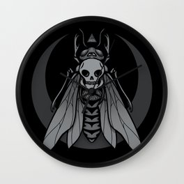 Occult Renewal Wall Clock