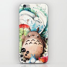 The Crossover iPhone Skin