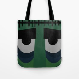 Lets be Frankenstein Tote Bag
