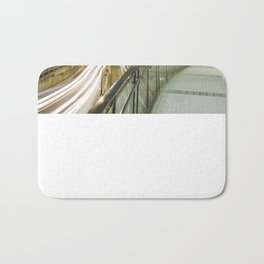 Hong Kong-Night View Bath Mat