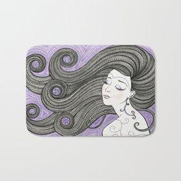 Violet Hour Bath Mat