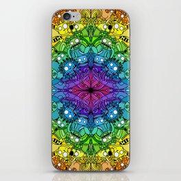 Kaleidoscope iPhone Skin