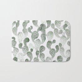 TRYPOPHOBIA, cactus pattern by Frank-Joseph Bath Mat