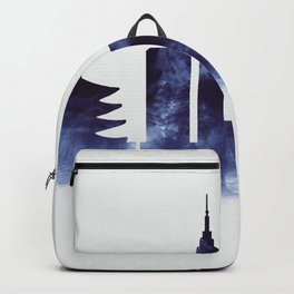 Tokyo Skyline Backpack
