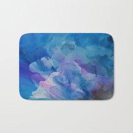 Bloom Up Abstract Bath Mat