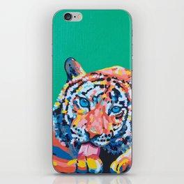 Wild Tiger iPhone Skin