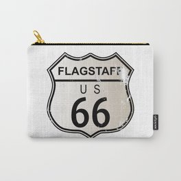 Flagstaff Route 66 Carry-All Pouch