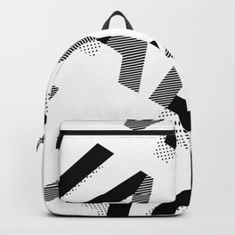 an attitude Backpack