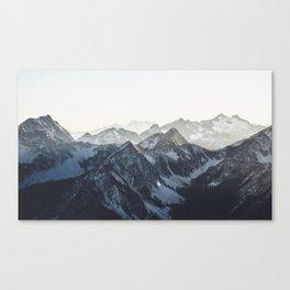Mountain Mood Canvas Print