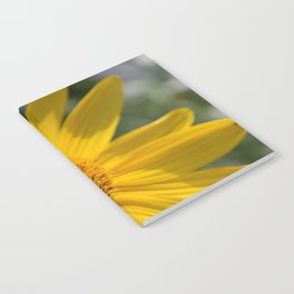 Summer yellow Notebook