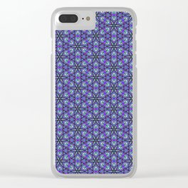 Hearts of Life Clear iPhone Case