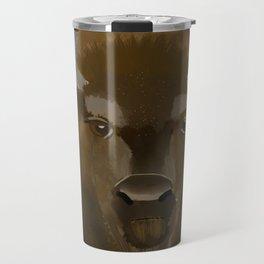 Where the Buffaloes Roam Travel Mug