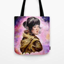 Rose Tico Tote Bag