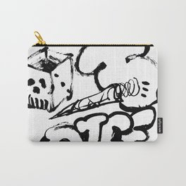 Dice Montage Carry-All Pouch