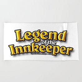 Legend of the Innkeeper Podcast Beach Towel