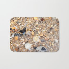 Virginia - Find the Fossil Shark Tooth Bath Mat
