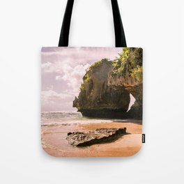 Uluwatu Beach Tote Bag