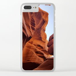Antelope Canyon  #8 Clear iPhone Case