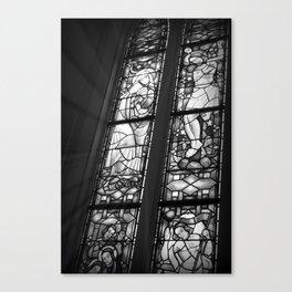 Hint of Light Canvas Print