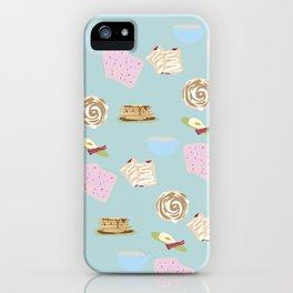 Breakfast iPhone Case