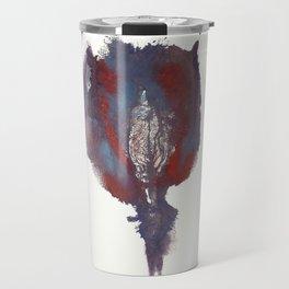 Tulipán Rojo Travel Mug