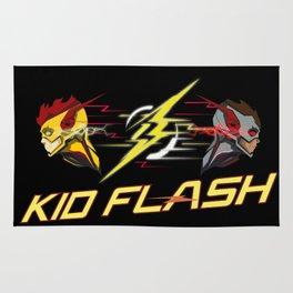 Kid Flash Rug