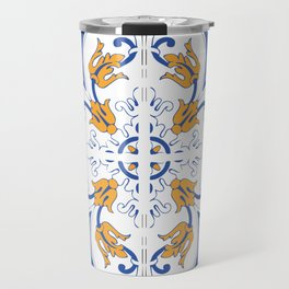 Azulejo Portugues 2 Travel Mug