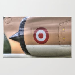 Turkish Air Force Roundel Rug
