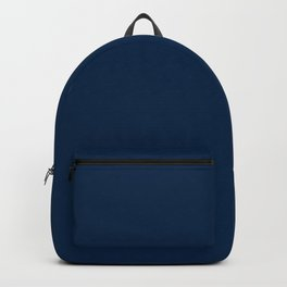Los Angeles Football Team Navy Blue Solid Mix and Match Colors Backpack