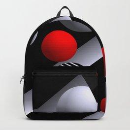 opart balls -1- Backpack