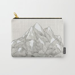 The Mountains and the Woods Carry-All Pouch