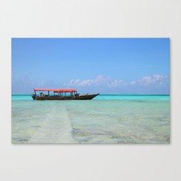 Zanzibar Canvas Print