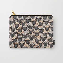 Pugs Carry-All Pouch