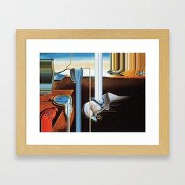 P3RSIST3NCE Framed Art Print