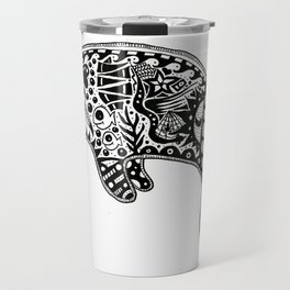 Manatee Travel Mug