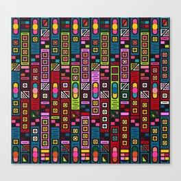 Baby Circuit Board Canvas Print