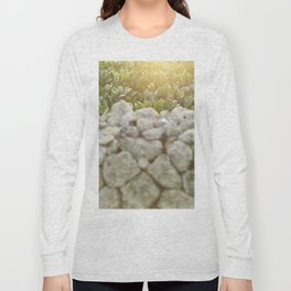 Sunset in Italy, fine art, landscape photo, Sicily photography, Puglia, Apulia, nature lover, love Long Sleeve T-shirt
